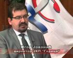 "Бивши генерални директор Горице Јованић, сада директор сектора ""Погребне услуге"""
