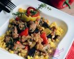 Стари рецепти југа Србије: Сочна јунетина са поврћем