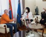 Фондације Тијана Јурић и Нишу