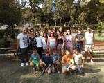 Камп за децу у Ставросу