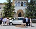 Ниш: Карађорђевићи поклонили возило за превоз пацијената на хемотерапију