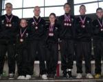 Нишлијама 12 медаља на државном првенству у Теквондоу