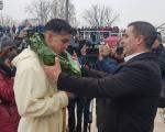 У Нишу најмлађи учесник, у Прокупљу двадесетшестогодишњак освојили Часни крст