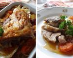 Стари рецепти југа Србије: Коленица у пикантном сафту