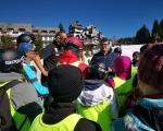 Најбољи нишки студенти ДИФ-а, на обуци скијања на Копаонику