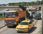 Nastavljeni radovi na obnovi asfalta u nekoliko ulica u širem centru Niša