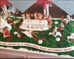 "Торта ""Косовски бој"" победник Међународне хуманитарне ""Тортијаде""  2020 (ФОТО)"