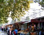 Zakupci na bulevarskoj pijaci u Nišu štrajkovali zbog nelojalne konkurencije