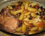 Krmenadle i krompir