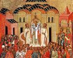 Danas je Krstvodan - Podizanje Časnog krsta