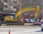 Ускоро нови кружни ток са фонтаном на углу Булевара Немањића и Улице Благоја Паровића
