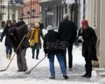 За 24 сата деветоро повређено на леду у Нишу