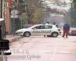 Део центра Лесковца блокиран, комшија пуцао на комшију