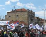 Велики митинг у Лесковцу коалиције окупљене око СНС