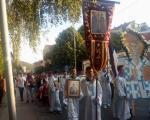 Прослава Светог Василија Острошког у Дуваништу у знак сећања на 12. мај 1999. године