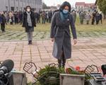 Grad obeležio godišnjicu proboja logora na Crvenom krstu
