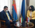 Ambasador Mađarske u poseti Nišu - prečišćavanje voda, investicije, turizam
