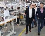 """Uskoro otvaranje novog pogona kompanije """"Magna seating"""" u Aleksincu"""