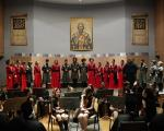 """Tamo daleko"", posebna muzika i temperament na koncertu Mešovitog dečjeg hora iz Gruzije"