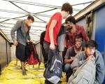 Migranti sakriveni u kamionu sa veštačkim đubrivom