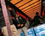 """Migranti """"zalutali"""" na niški carinski Terminal"""