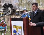 Министар одбране Зоран Ђорђевић одао почаст жртвама НАТО агресије у Прокупљу