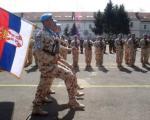 Ниш: Испраћај војника у мисију УН