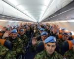 Svečani ispraćaj mirovnjaka Treće brigade u Liban
