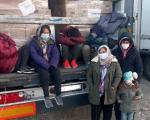 У камиону са кућном хемијом породица са четворо деце
