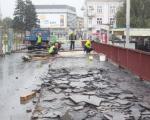 Ниш: Почела реконструкција десног дела Тврђавског моста