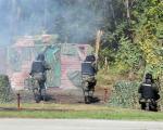 Upozorenje iz vranjske policije: Zabranjuje se kretanje zbog vežbe bojevog gađanja