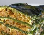 Стари рецепти из Ниша: Мусака од зеља са месом