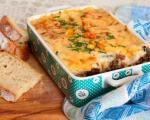 Стари рецепти југа Србије: Старинска мусака са месом и похованим кромпиром