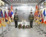У Нишу отворен Музеј Копнене војске са Спомен собом