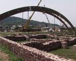 Podizanje najveće konstrukcije
