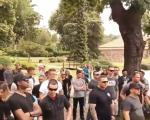 """Strani oficiri, učesnici vežbe """"Platinasti vuk 2018"""", posetili Nišku tvrđavu"""