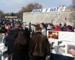 """""""Никад у НАТО"""": Нишлије се одазвале позиву ДСС"""