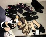 Dankinja pokušala na niškom aerodromu da prošvercuje garderobu i obuću vrednu pola miliona
