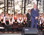 """Николић на манифестацији """"Село слави шљиву"""""""