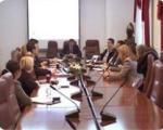 Прва седница привредно-економског савета