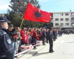 Председнику Албаније у Бујановцу приређен свечани дочек, без српске химне (ФОТО)
