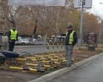 Pre svega sigurnost: Obnavlja se i dodaje nova ograda na Bulevaru Nemanjića