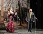 Оперски прваци Јадранка Јовановић и Оливер Њего наступају у Нишу