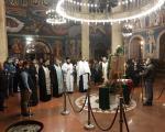 Liturgija i opelo u Nišu