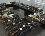 Ухапшено 139 особа због диловања дроге и недозвољеног поседовања оружја, међу њима и неколико особа са југа Србије