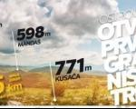 Otvoreno prvenstvo grada Niša u trekingu