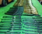 Zaplenjen veliki tovar oružja na Gradini (FOTO)