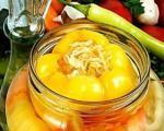 Stari recepti juga Srbije: Paprika punjena kupusom