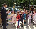 """Највећа нишка општина угостила карневал малишана и васпитача из """"Пчелице"""""""