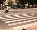 Обновљени пешачки прелази у Нишу